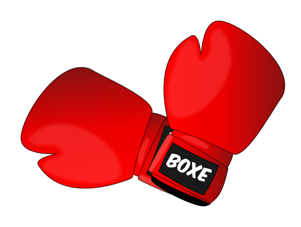 onlinelabels clip art boxing gloves rh onlinelabels com