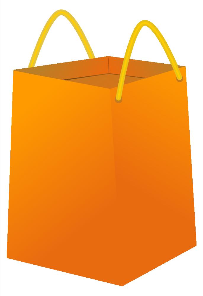 OnlineLabels Clip Art - Shopping Bag