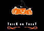 Halloween - Trick or Treat Logo