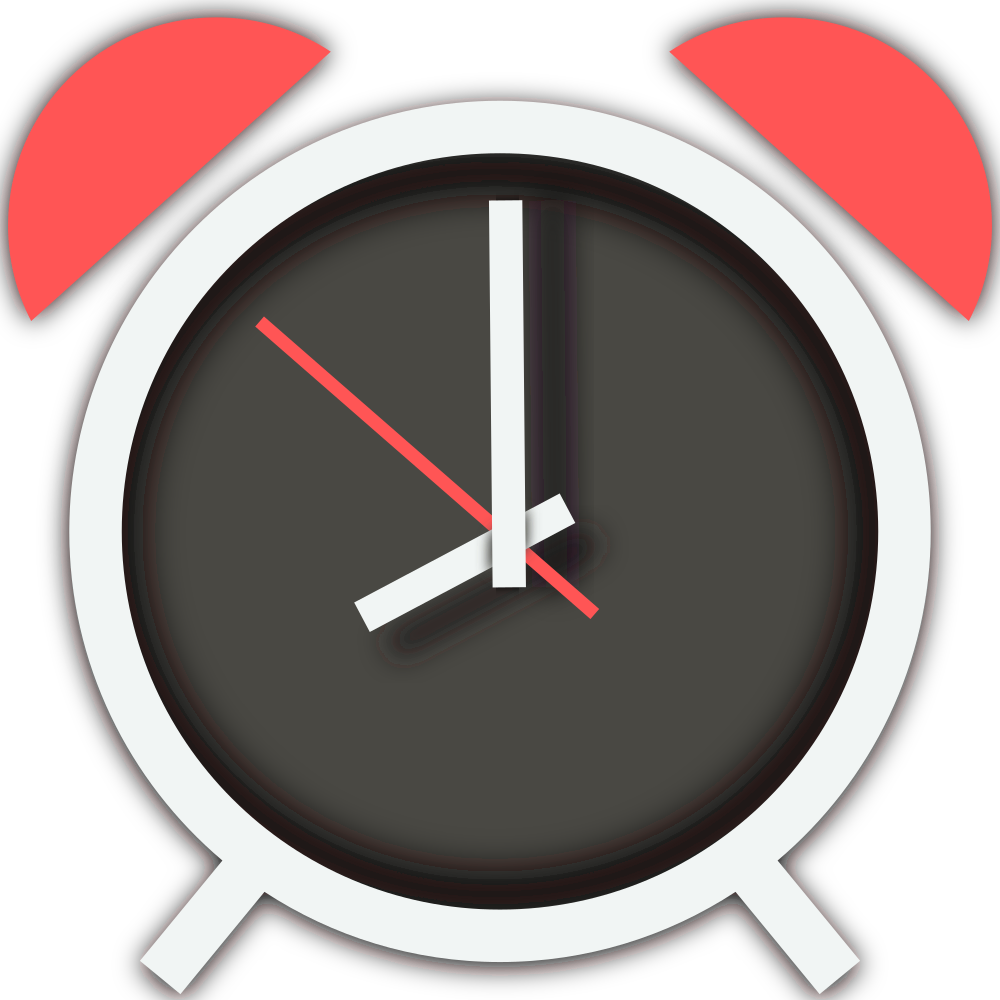 OnlineLabels Clip Art - Alarm Clock Icon Jelly Beam