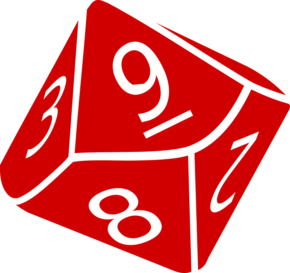 Image result for 10 sided dice art