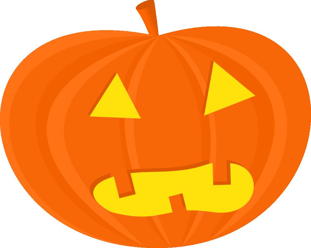 OnlineLabels Clip Art - Halloween Pumpkins
