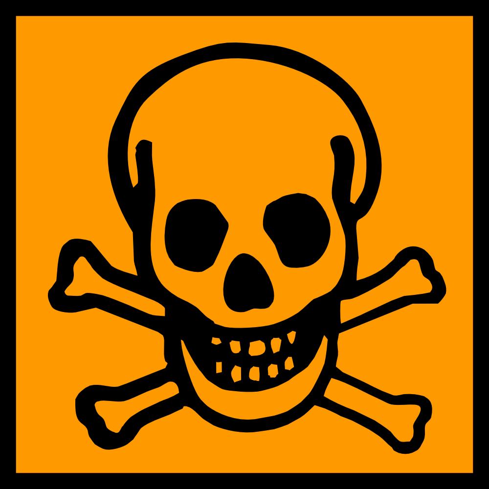 Onlinelabels clip art toxic toxic biocorpaavc Gallery