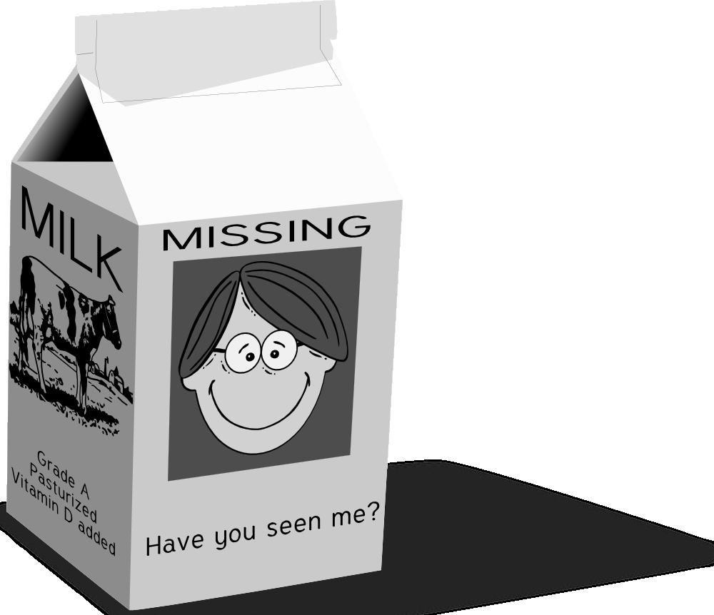 onlinelabels clip art milk carton
