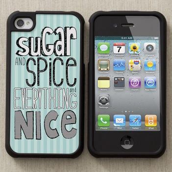 Sugar & Spice Phone Case