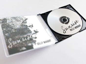 CD Design - Billy Wright