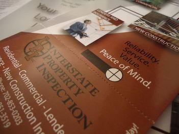 Brochure/TearRack Card