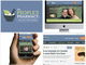 People's Pharmacy Branding, Logo & Comprehensive Website