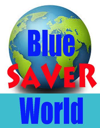 BlueSaverPoster