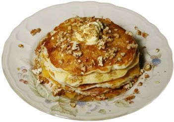 Food Photo - Julia's Pecan Pancakes