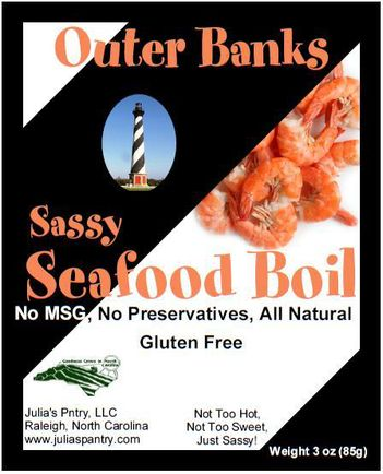 Outer Banks Seafood Boil