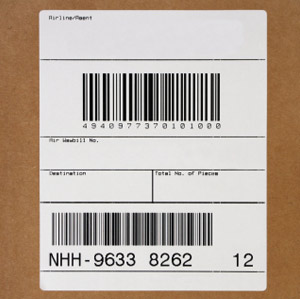 RFID Roll Labels