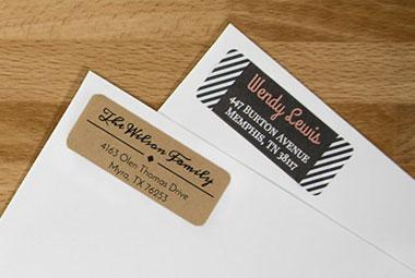 Shop for address labels