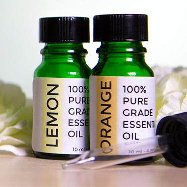 Essential Oil Labels - Shop Blank Labels for Essential Oil Bottles