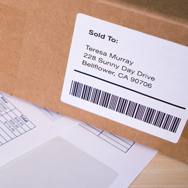 Integrated Labels - Combine Packing Slips & Shipping Labels w