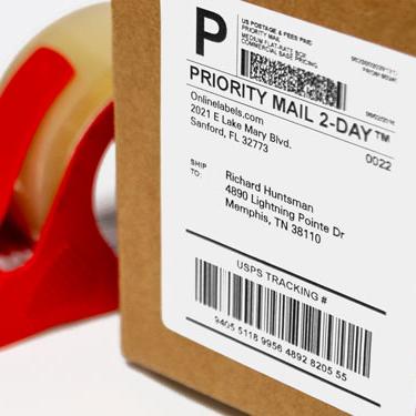 Online Postage Labels - Shop Printable Internet Postage