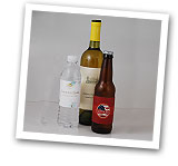 Bottle Favor Labels