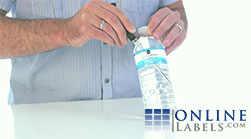 How To Create Your Own Water Bottle Labels