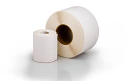 Shop page for direct thermal roll labels