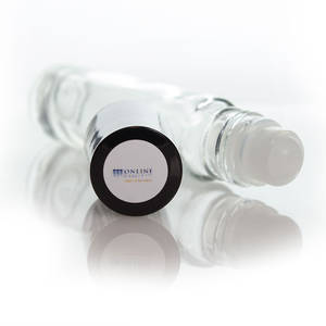10 ml Glass Roll On Lid Label