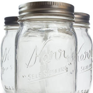 Kerr - Bell canning jar labels