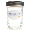 8 oz Ball® Quilted Canning Jar - OL9830