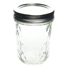 8 oz Ball® Quilted Canning Jar Labels