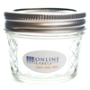 4 oz Ball® Quilted Canning Jar - OL6025