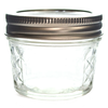 4 oz Ball® Quilted Canning Jar