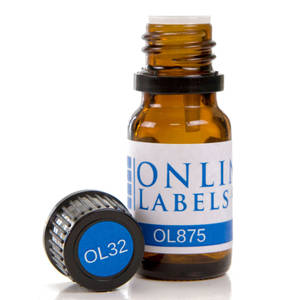 10 Ml Euro Glass Bottle Labels Onlinelabels Com