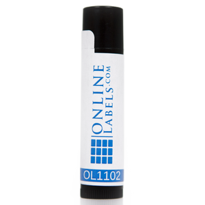 0.15 oz Lip Balm Tube with Cap - OL1102