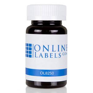 100cc PET / HDPE Vitamin Round Bottle - OL8250