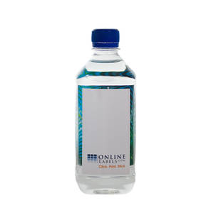 500 ml (1.05 pt) Fiji® Water Bottle Label - OL3072