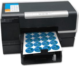 laser labels in laser printer