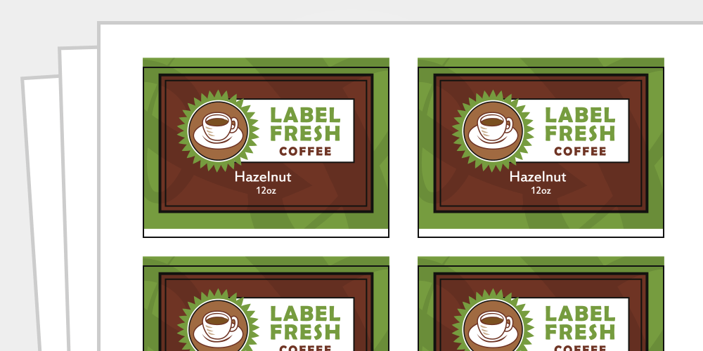 Labels aren't printing correctly: printer/page margins are off; square; too high