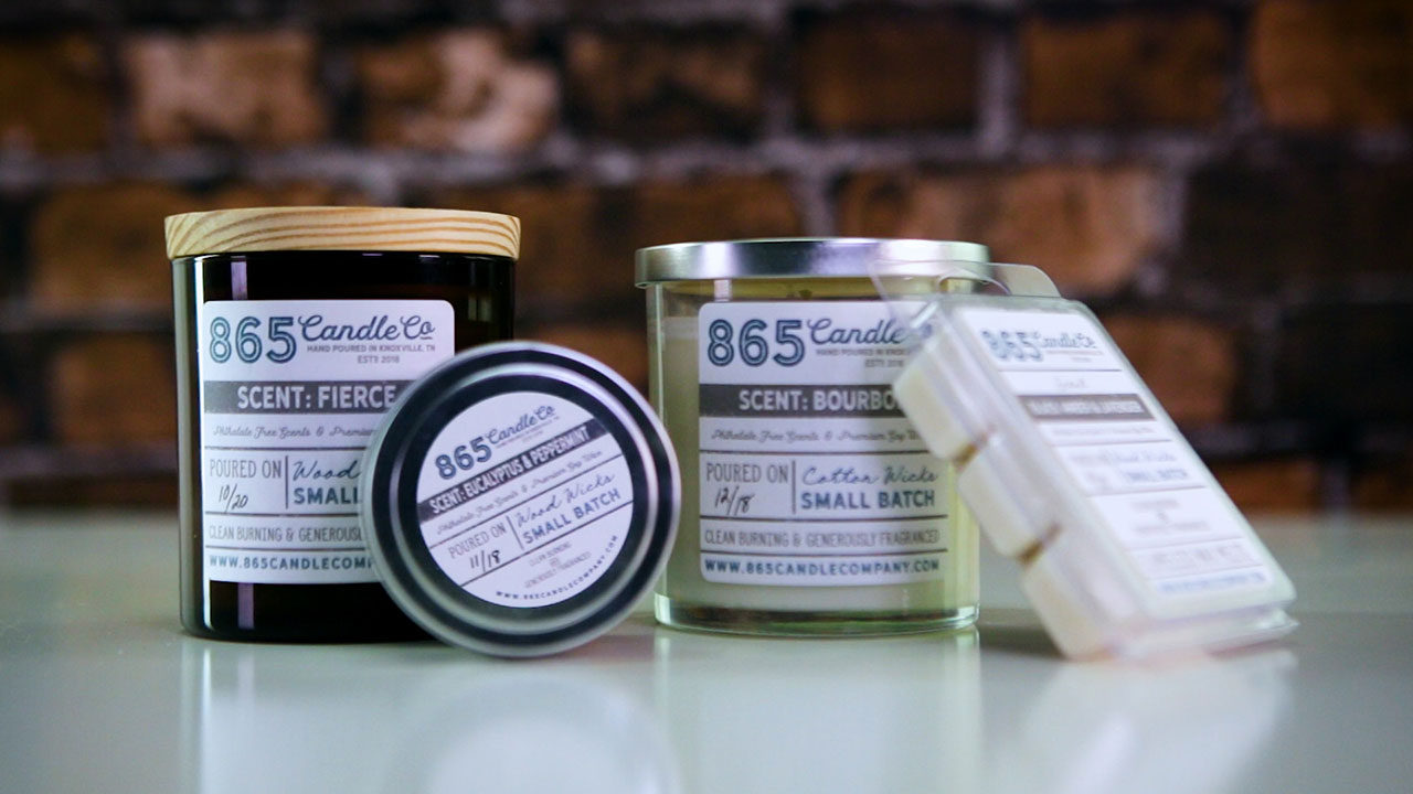 865 Candle Company products