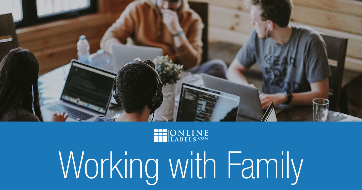 Advice from people who've been there, done that: going into business with family