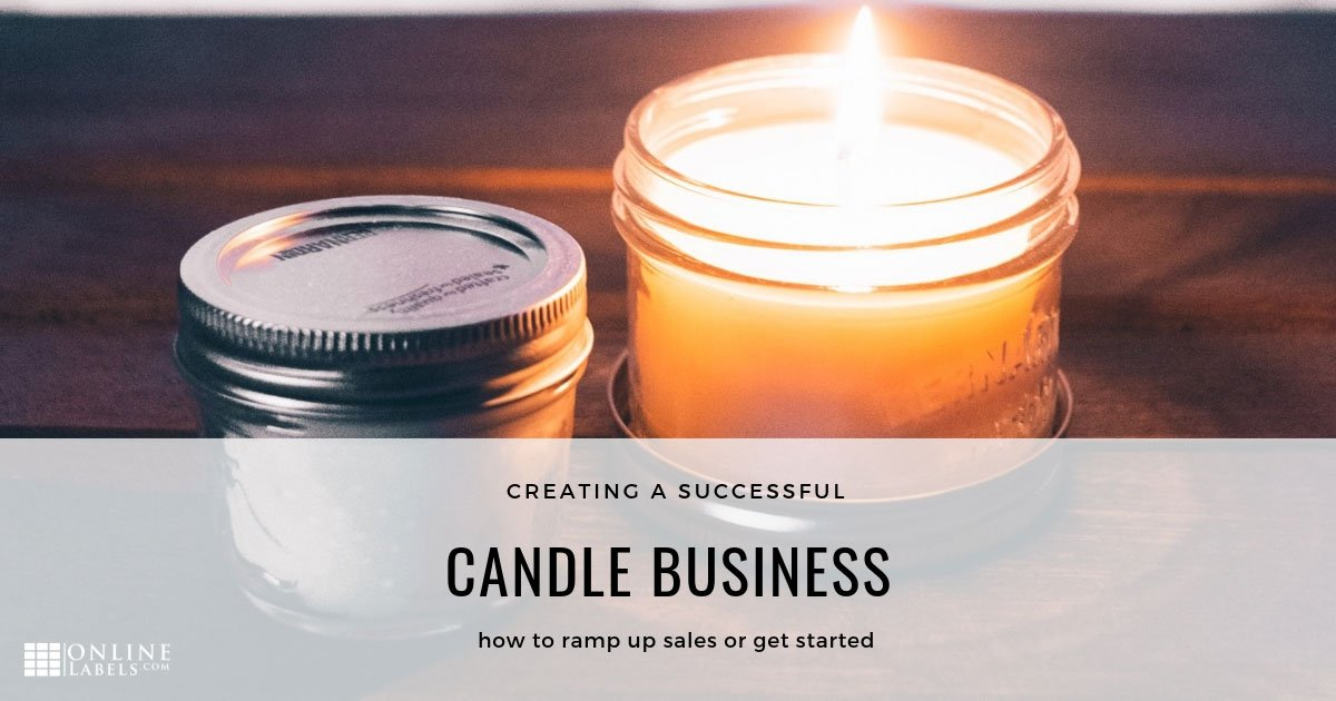 How to Start & Grow A Candle Business