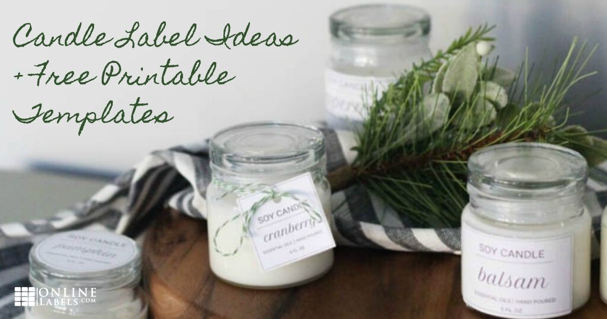 5 Innovative Ways to Label Your Candle Products