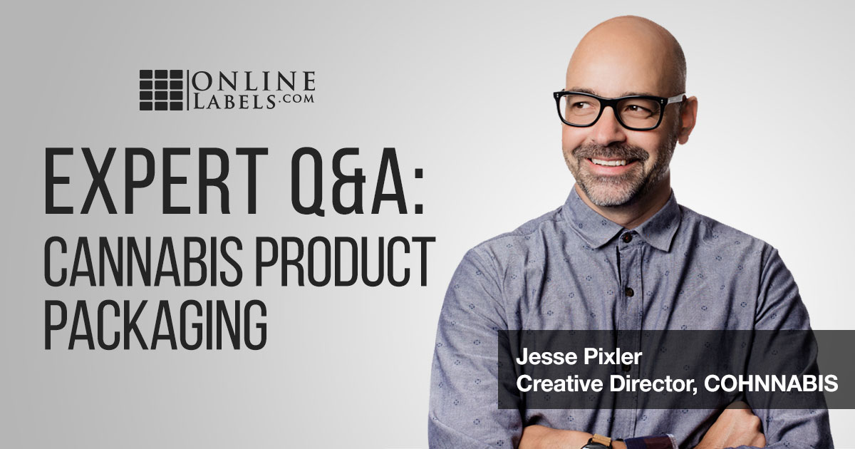 Expert interview with packaging pro, Jesse Pixler.