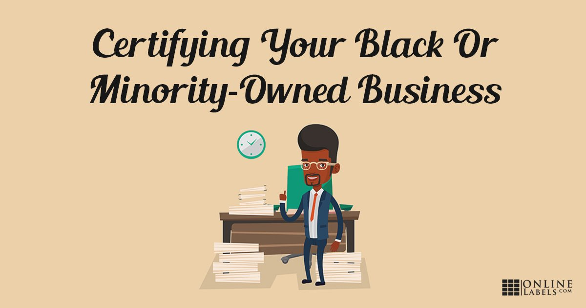 How to become a certified black-owned/minority-owned business