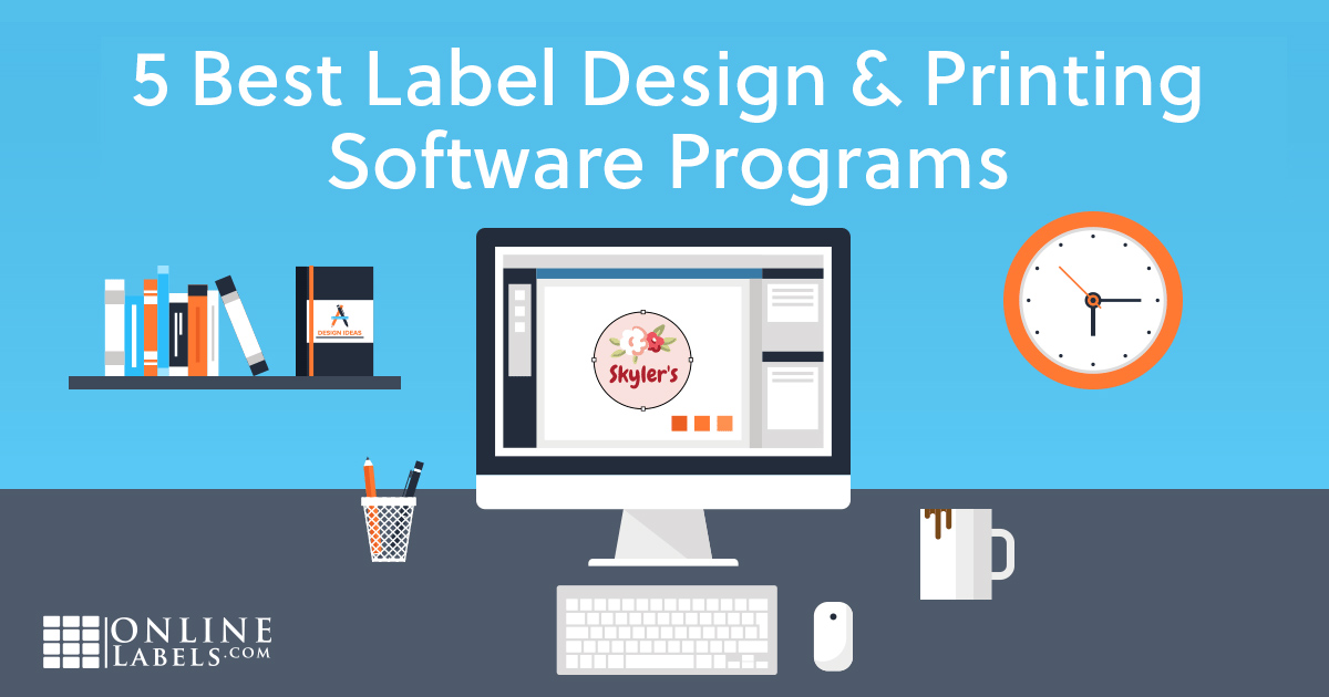 5 Best Label Design & Printing Software Programs For 2021