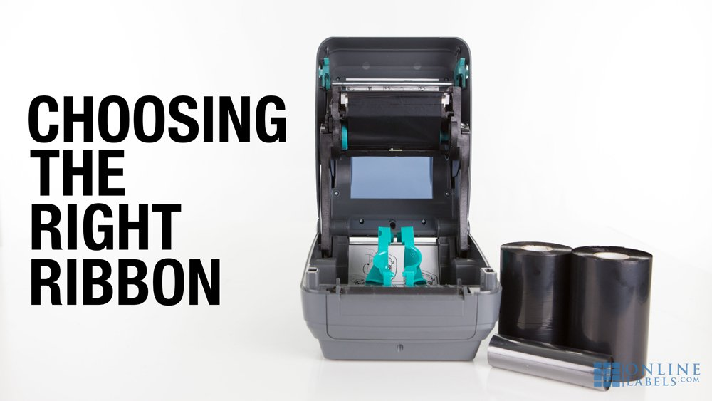 Thermal Transfer Ribbon Printer Compatibility Chart & Buying Tips