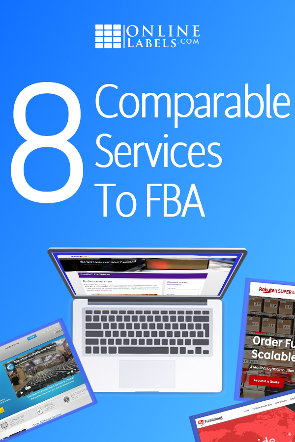 Try any of these 3PLs instead of Amazon FBA