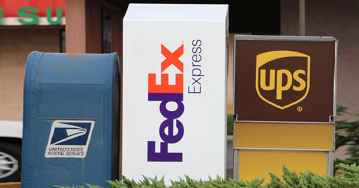 Comparing shipping carriers: FedEx vs UPS vs USPS