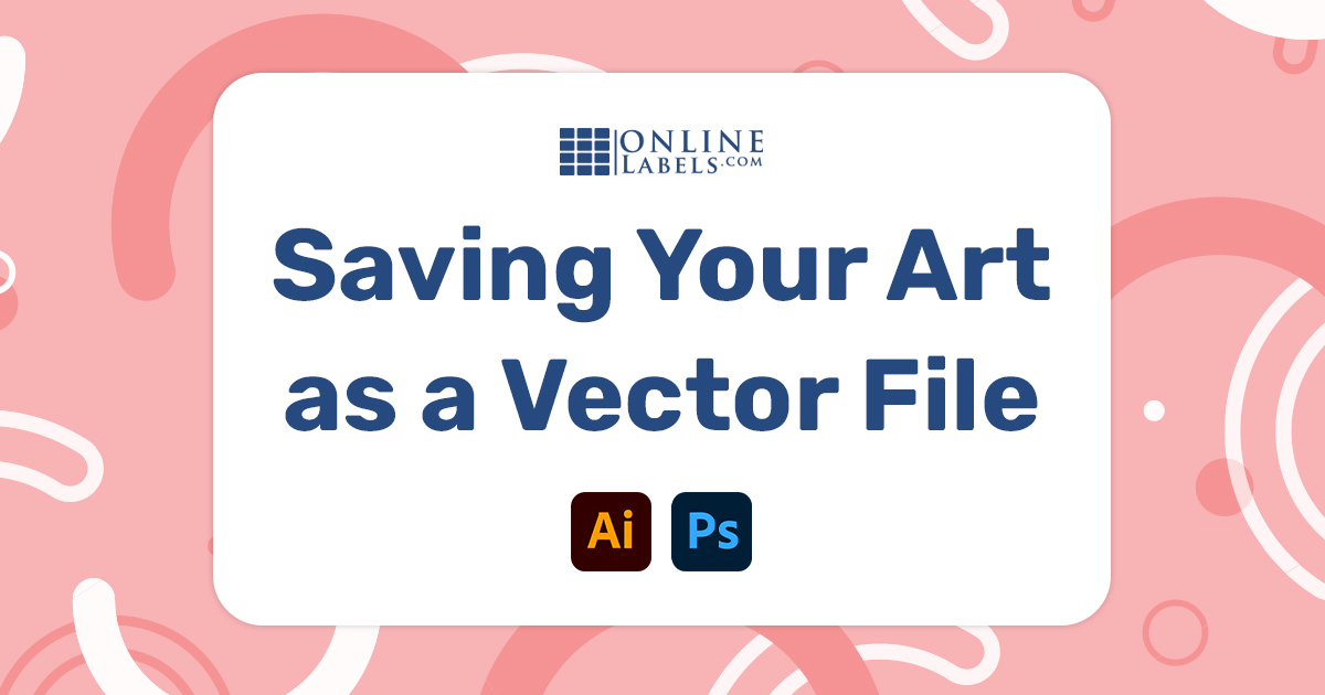 How to convert your art to vector.