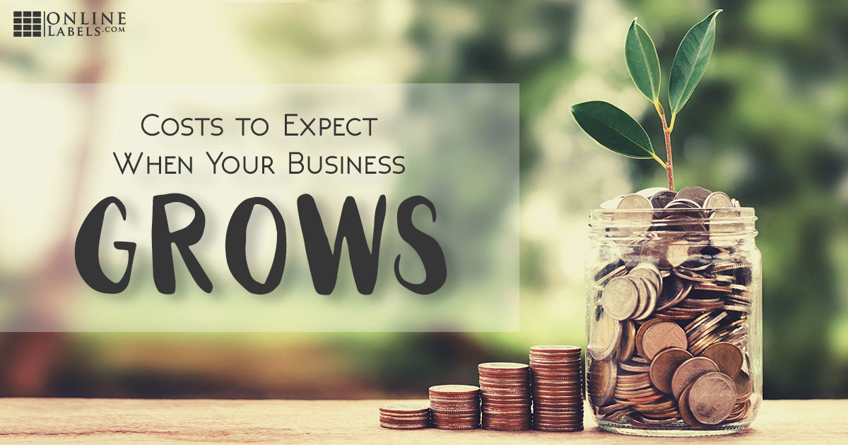 Common costs that come with expanding your business.