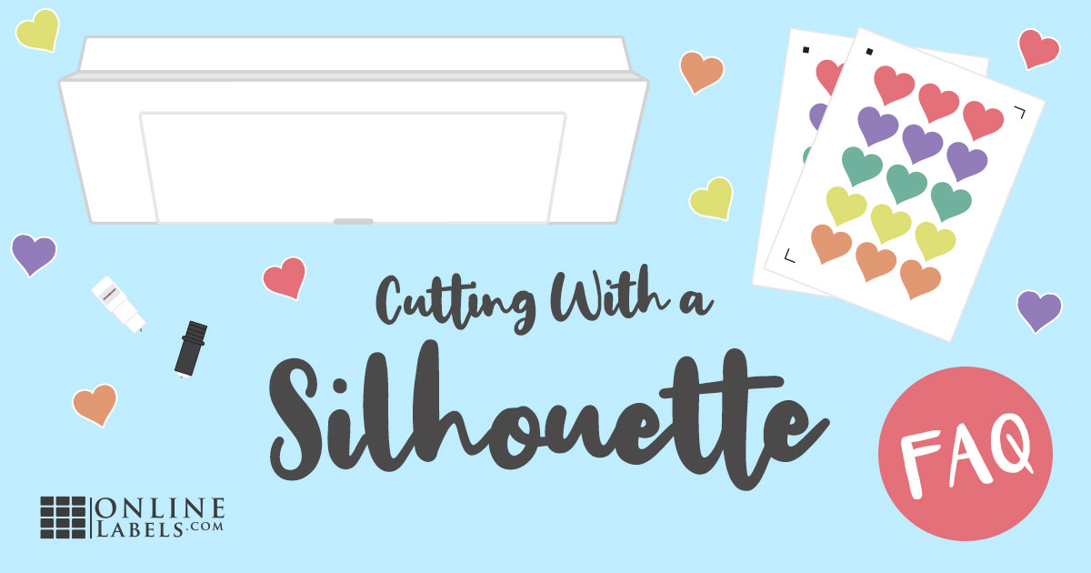 Answering Your Questions About our Sticker Paper & Silhouette Cutting Machines