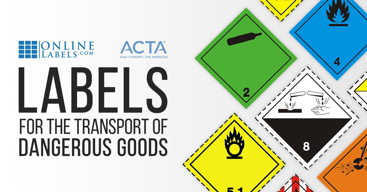 Labeling Regulations for Chemical Transportation