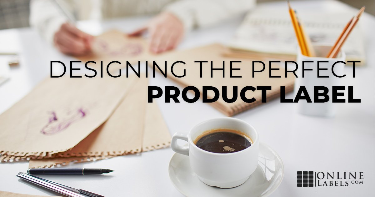 How To Design Perfect Product Labels [6 Steps For Beginners]